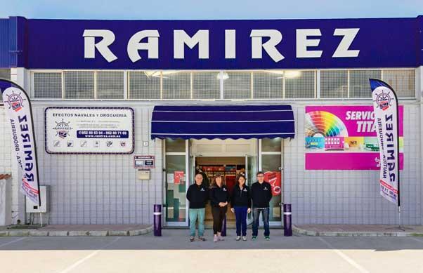 Equipo Ramirez en Poligono Industrial